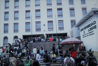 Universidad Libre | Sede Centro y