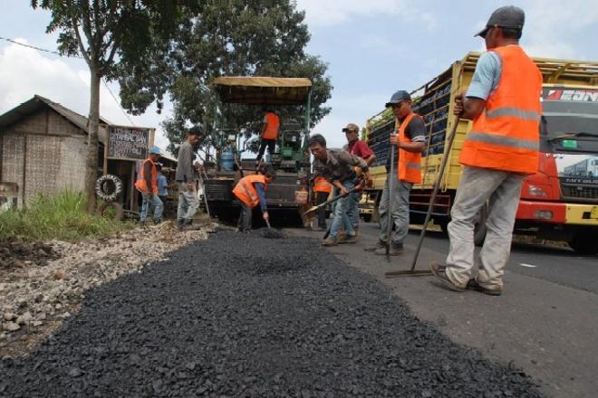 Anggaran Perbaikan Jalan di Bone Capai 22 Miliar