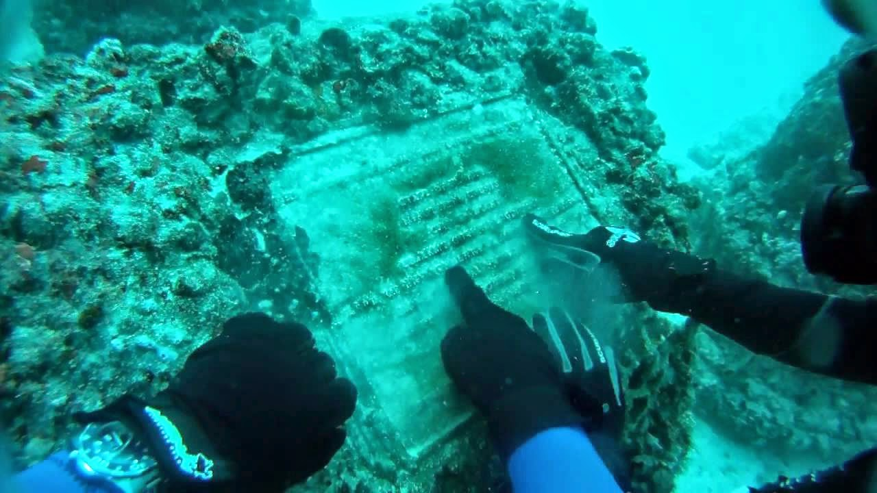 Mausoleo submarino Neptune Memorial Reef