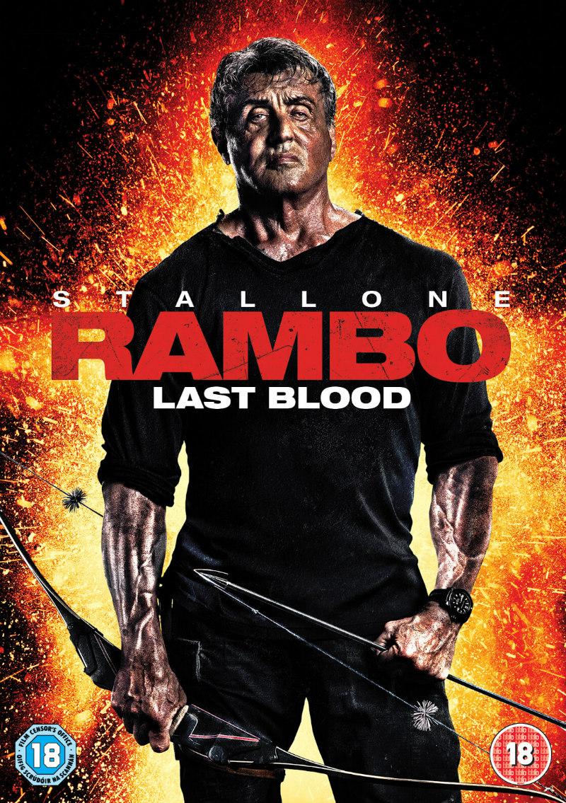 rambo last blood dvd