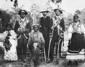 Wenonah's Stories: The Mississippi Choctaw