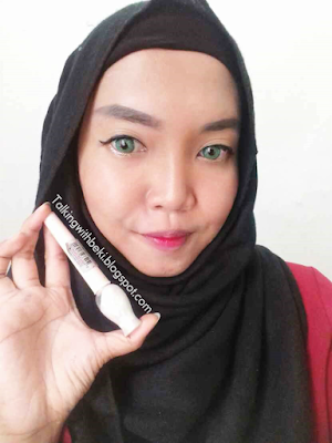 Review Etude House Tear Drop Liner White swatches