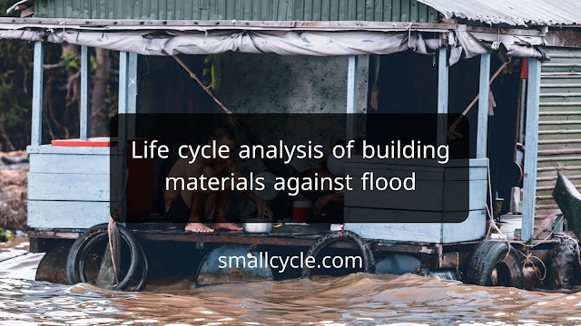 life cycle analysis of building materials