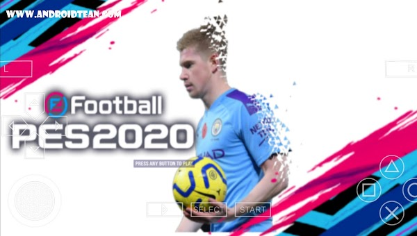 PES 2020 MOD 2021 | PPSSPP Android Download