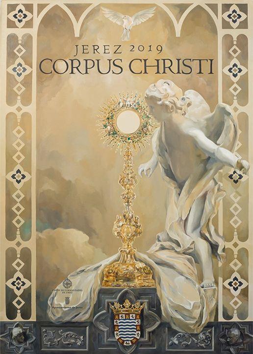 Cartel del Corpus Christi de Jerez de la Frontera 2019