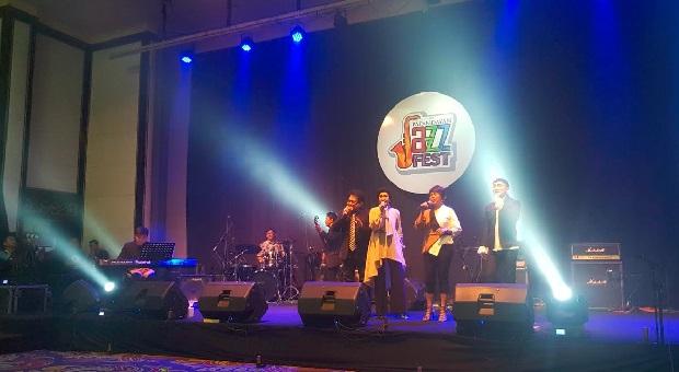 Isyana Sarasvati Tutup The Papandayan Jazz Fest