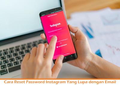 Cara Reset Password Instagram Yang Lupa dengan Email (Termudah.com)
