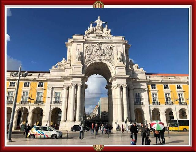 Arco da R. Augusta - Lisboa