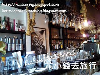 荃灣酒吧午餐