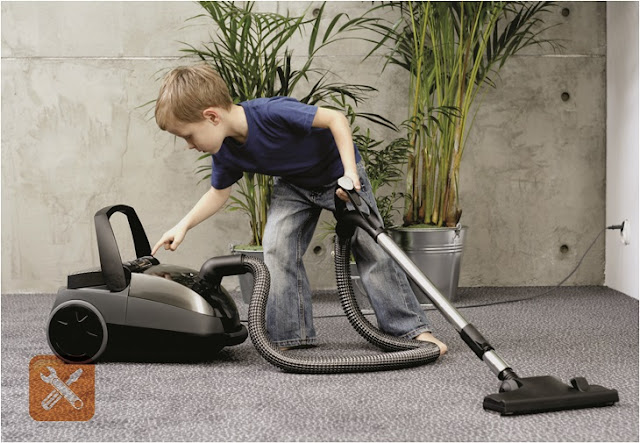 vacuum for child