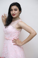 Sakshi Kakkar in beautiful light pink gown at Idem Deyyam music launch ~ Celebrities Exclusive Galleries 047.JPG