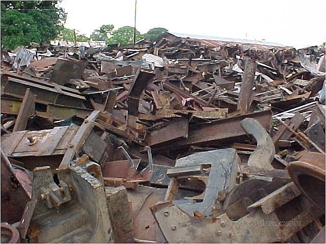 Metals Scrap trading business