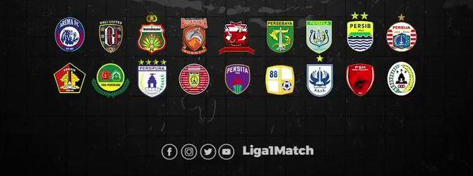 Jadwal Liga 1 2020 Pekan Ketiga, 13-15 Maret 2020