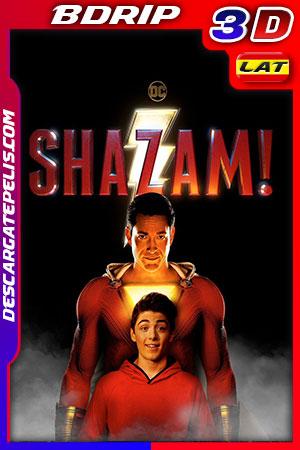 Shazam! 2019 3D 1080p BDrip Latino – Inglés