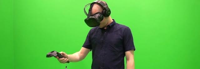 HTC Vive lança 'Netflix' de realidade virtual