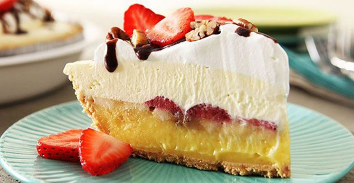 Easy To Prepare Recipe: Delicious Banana Split Tart Without Cooking