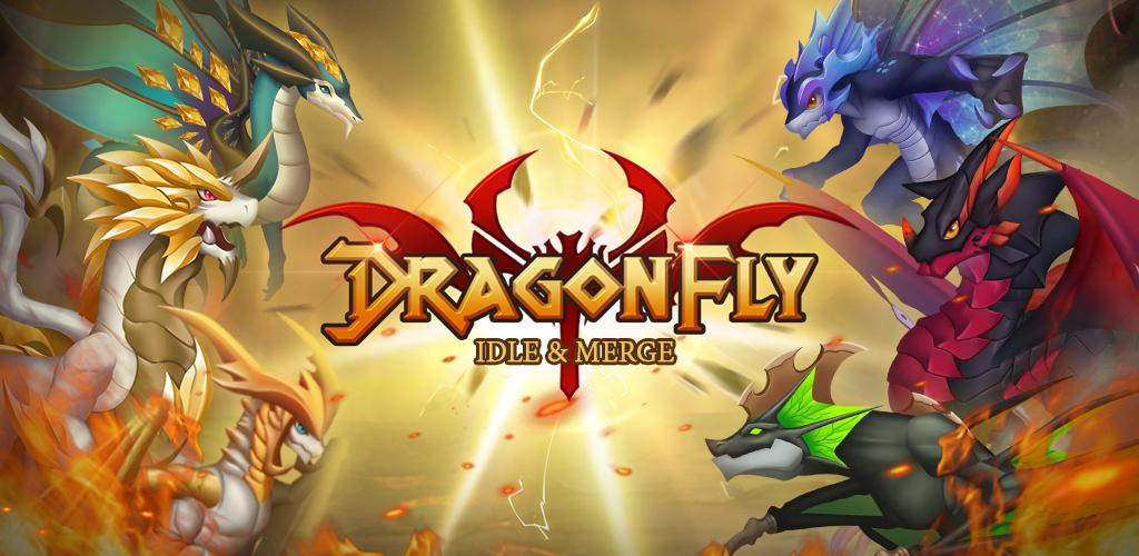DragonFly: Idle games - Merge Dragons & Shooting Mod