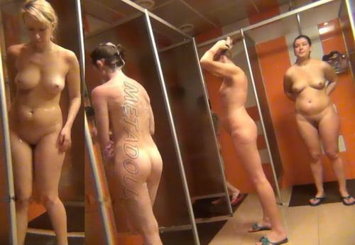 Shower Spy 95-103 (Spy Camera in a Public Shower)
