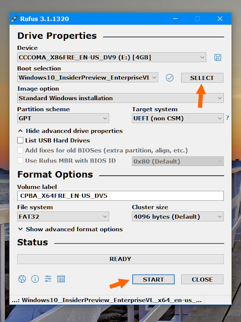 best-bootable-usb-cration-tool-rufus