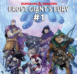 Dungeons and Dragons: Frost Giant's Fury #1