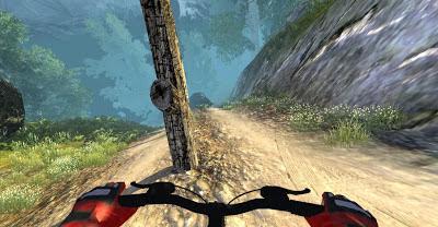 تحميل لعبة الدراجات الجبلية MTB DownHill Multiplayer النسخة المهكرة