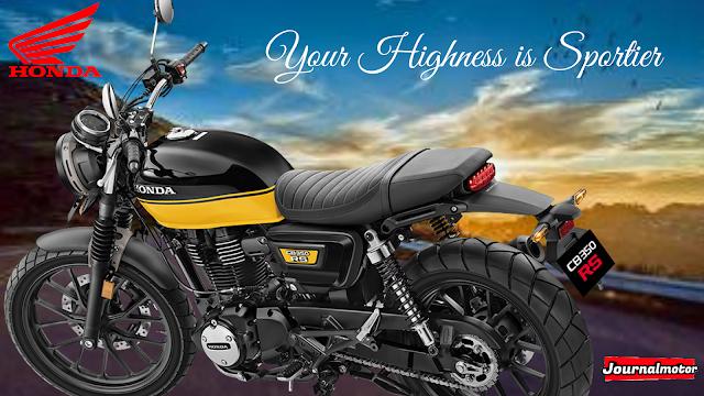 Honda CB350RS launched at Honda Bigwing showrooms | Journalmotor