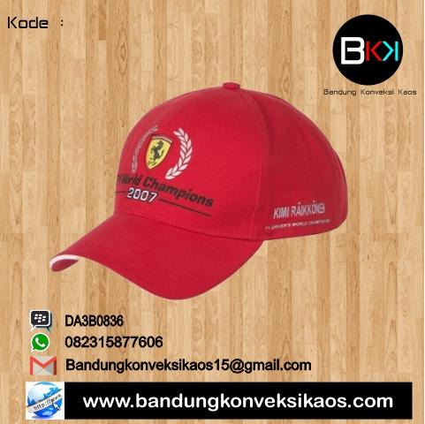 bordir topi bandung,konveksi topi bandung,topi murah,konveksi topi