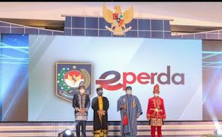 Peluncuran e-Perda, Kado Istimewa di Puncak Peringatan HUT Sultra ke-57