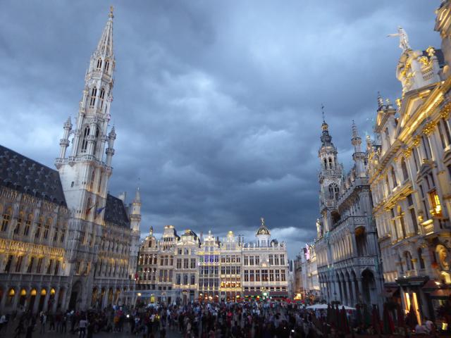Brussels, un detall