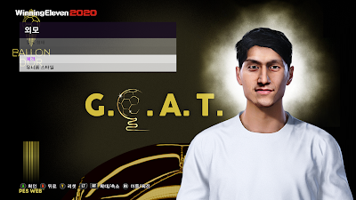 PES 2020 Faces Chung-Yong Lee by PESWEB