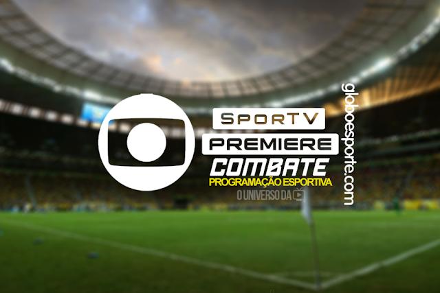 Transmissões esportivas de 11 a 13 de dezembro nos canais SporTV, Combate e Combate.com