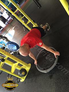 Masa Pemulihan Bradley Smith Gym