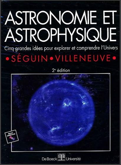 Livre : Astronomie et astrophysique - cinq grandes idées pour explorer et comprendre l'Univers
