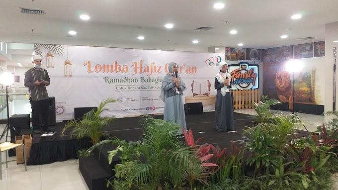 Zakat Sukses Gelar Lomba Hafiz Quran Tingkat SD dan SMP