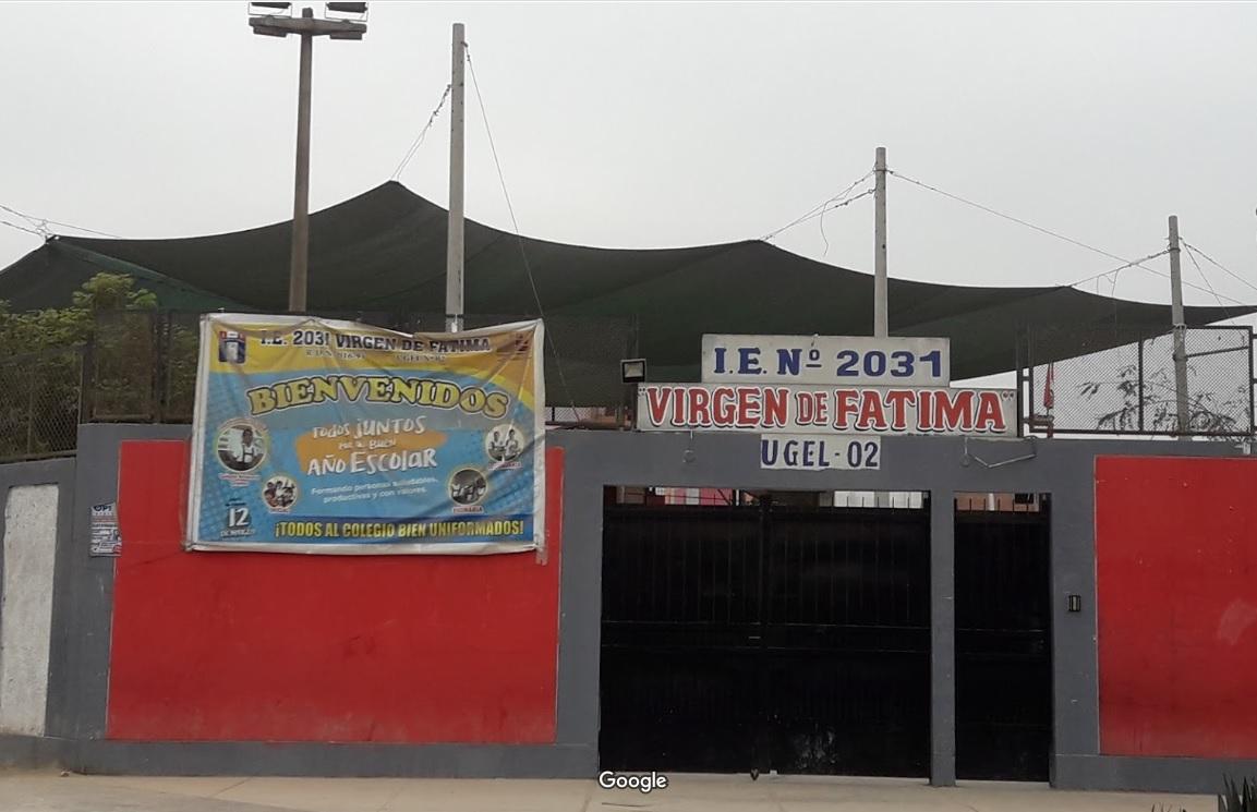 Escuela 2031 VIRGEN DE FATIMA - San Martín de Porres