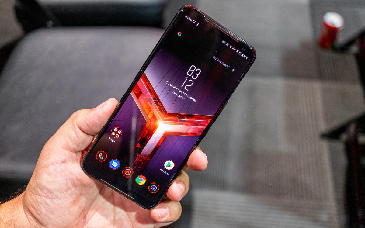 الهاتف Asus ROG Phone 2 يحصد أكثر من 1.6 مليون تسجيل مسبق في الصين وحدها