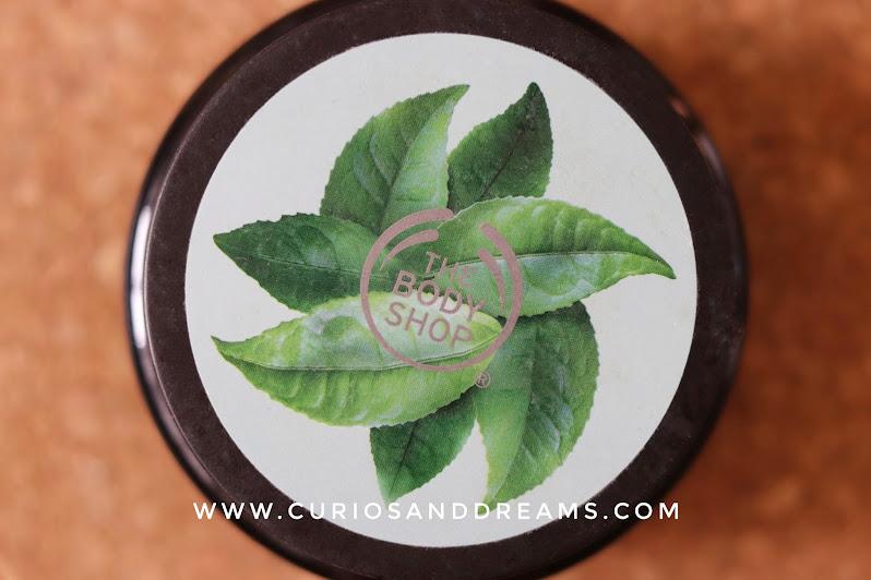 The Body Shop Fuji Green Tea Refreshingly Purifying Cleansing Hair Scrub, The Body Shop Green Tea Hair Scrub review