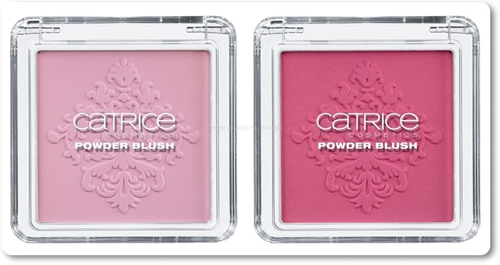 CATRICE - Rock-o-co {Febrero - Marzo 2015} - Powder Blush