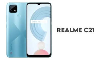 Realme C21 মোবাইলের দাম