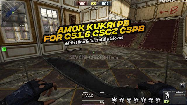 amok kukri pb for cs download