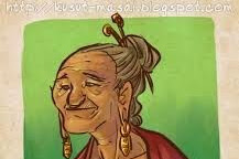 Cerita Nenek Kebayan