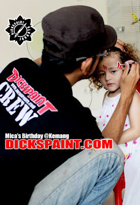 Make Up Horror Kids Jakarta