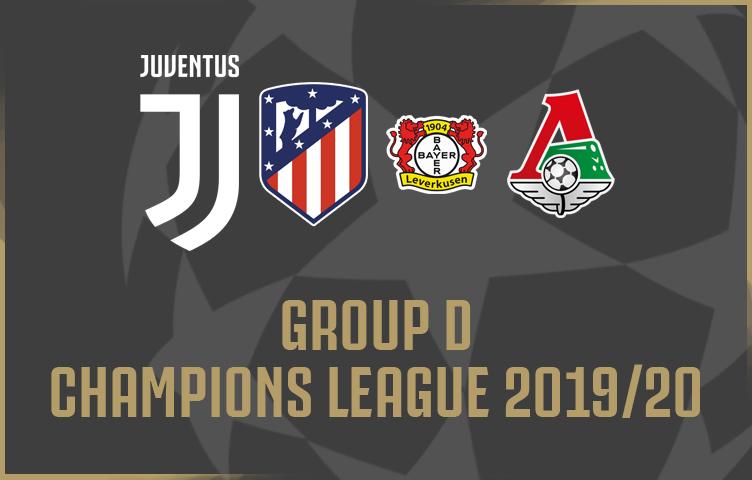Juventus u grupi D uz Atletico, Bayer i Lokomotivu