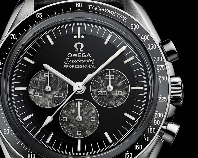 Omega Speedmaster Moonwatch 321 Platinum ref. 311-93-42-30-99-001