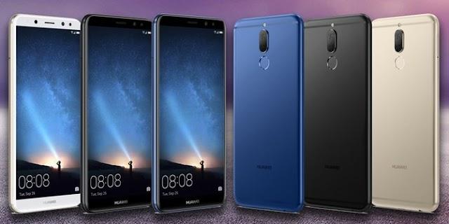 Bocoran Spesifikasi Huawei Mate 20 Lite