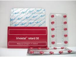 سعر واستعمال أقراص تريفاستال ريتارد Trivastal Retard للشلل