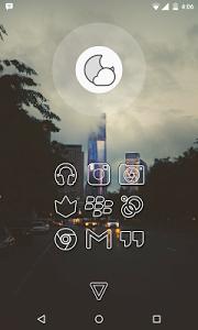Outcast Icons Theme V1.7 Apk