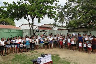 Centro de Apoio à Criança realizou campanha leia um livro