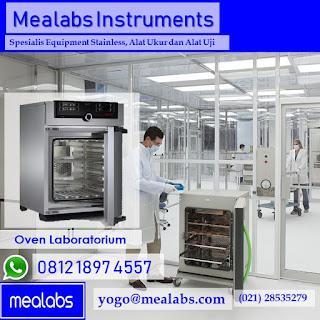 Fungsi Oven Laboratorium