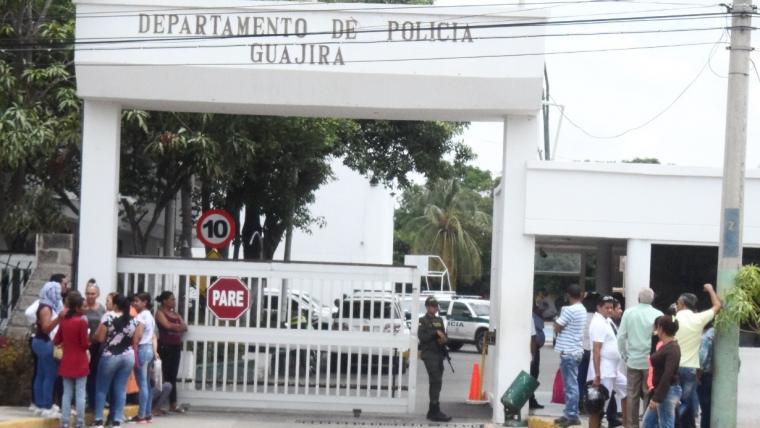 https://www.notasrosas.com/El Departamento de Policía Guajira tiene nuevo comandante